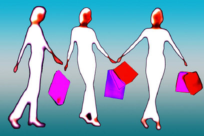 Women Shopping